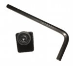 Bolt, washer & Allen Key supplied with INV-7HG-V and INV-7HG-H versions