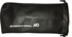 SRM 100 leatherette carrying pouch (supplied with the microphone)